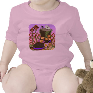 Nursery Rhymes Old Woman Bodysuit