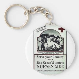 Nurse's Aide Key Chain