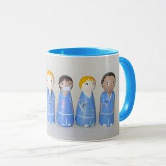 Nurses and Carers Mug