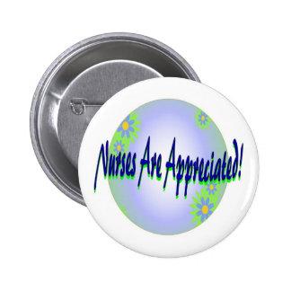 nurses appreciation button