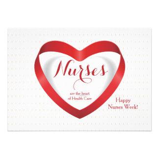 Nurses Are Happy Nurses Day Card