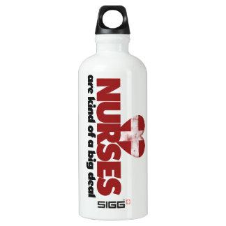 Nurses are kind of a big deal SIGG traveller 0.6L water bottle