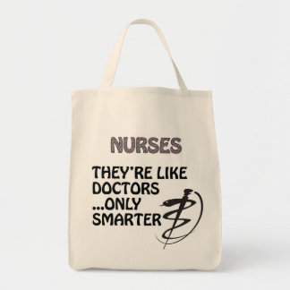 NURSES  ARE SMARTER THAN DOCTORS