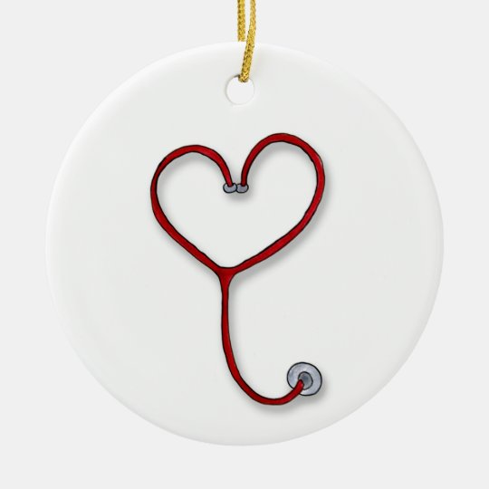 Nurses care with Heart - Nurses Gift -