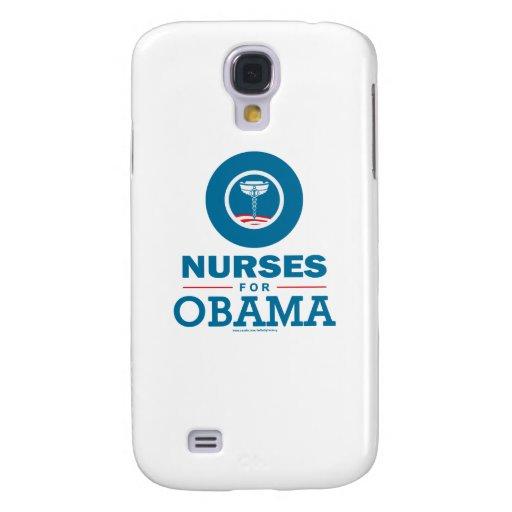 Nurses for Obama Galaxy S4 Cover