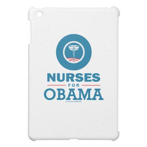Nurses for Obama Case For The iPad Mini