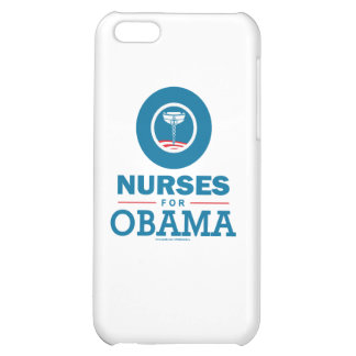Nurses for Obama iPhone 5C Covers