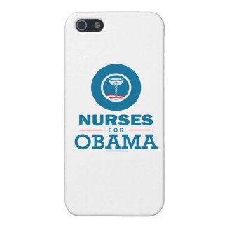 Nurses for Obama iPhone 5 Cases