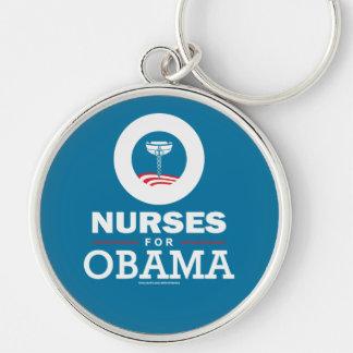 Nurses for Obama Key Ring