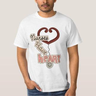 Nurses Have Heart Shirts