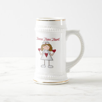 Nurses Have Heart T-shirts and Gifts Mugs