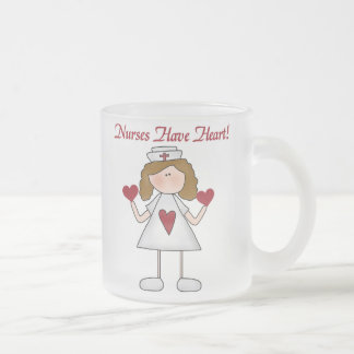 Nurses Have Heart T-shirts and Gifts Coffee Mug