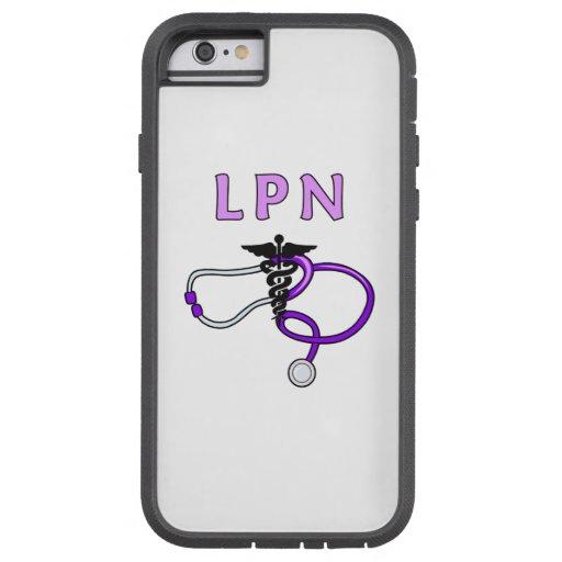 Nurses LPN Stethoscope iPhone 6 Case