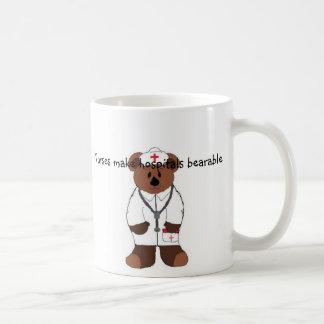 Nurses make hospitals... coffee mugs