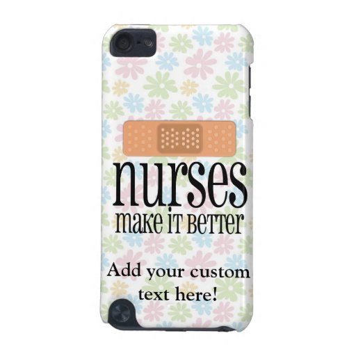 Nurses Make it Better, Bandage iPod Touch 5G Cover