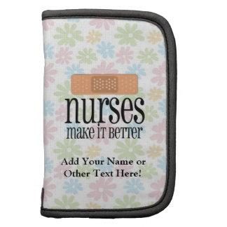 Nurses Make it Better, Bandage Planners