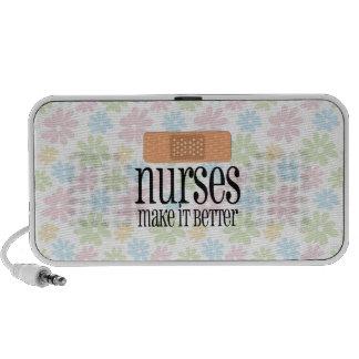 Nurses Make it Better, Bandage iPod Speaker