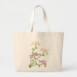 Nurses Make Things Better Bouquet Tote Bag
