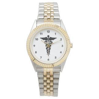 Nurses Medical Symbol Watch