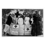 Nurses Recruiting Station World War One Posters