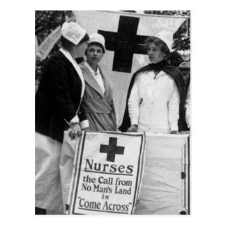 Nurses Recruitment Postcard
