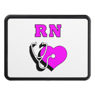 Nurses RN Care Hitch Covers
