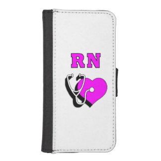 Nurses RN Care iPhone 5 Wallets