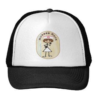 Nurses Rock Trucker Hats