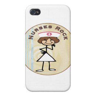 Nurses Rock iPhone 4/4S Case