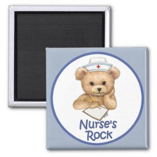 Nurse's Rock Magnet