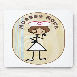 Nurses Rock Mousepads