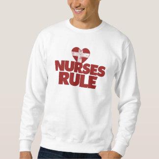 Nurses Rule Sweatshirt
