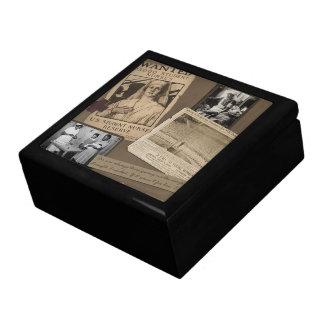 Nurse's Vintage Style Jewelry Box