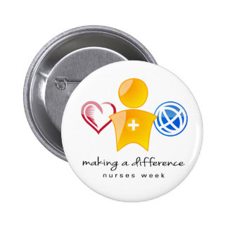 Nurses Week Button