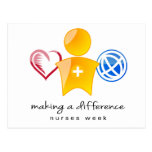 Nurses Week Postcard