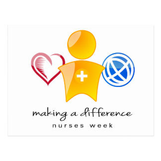 Nurses Week Postcard
