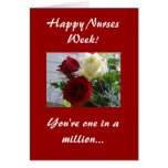 Nurses Week-Red and Yellow Roses
