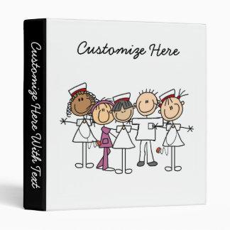 Nurses Week T-shirts and Gifts Binders