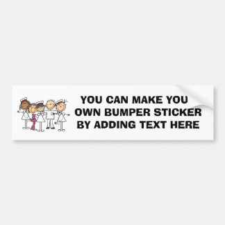 Nurses Week T-shirts and Gifts Bumper Sticker