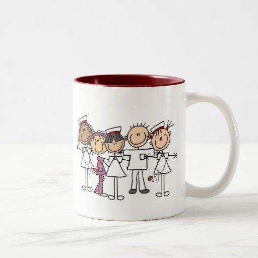 Nurses Week T-shirts and Gifts Coffee Mug
