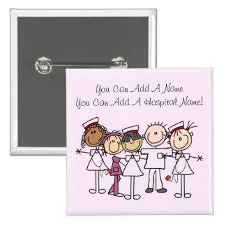 Nurses Week T-shirts and Gifts Pins