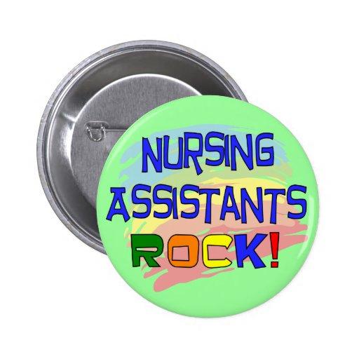 Nursing Assistants ROCK Pin