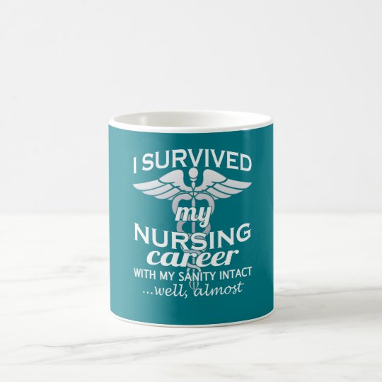 Nursing Career Coffee Mug