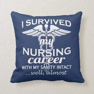 Nursing Career Cushion