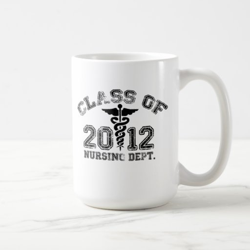 Nursing Class of 2012 Coffee Mug