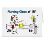 Nursing Class of 2015 Card