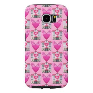 Nursing Emoji Samsung Galaxy S6 Phone Case