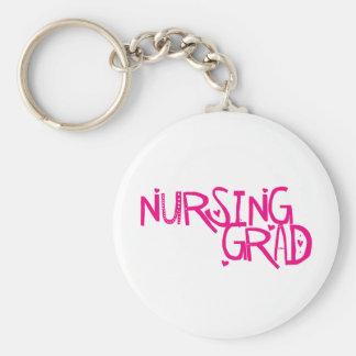 Nursing Grad Key Ring