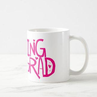 Nursing Grad Basic White Mug