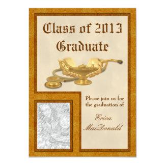 "Nursing Graduation Invitation 4.5"" X 6.25"" Invitation Card"